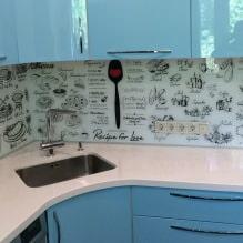 Кухни со скинали: особенности, фото-3