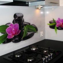 Кухни со скинали: особенности, фото-6