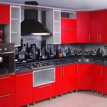 Кухни со скинали: особенности, фото-5